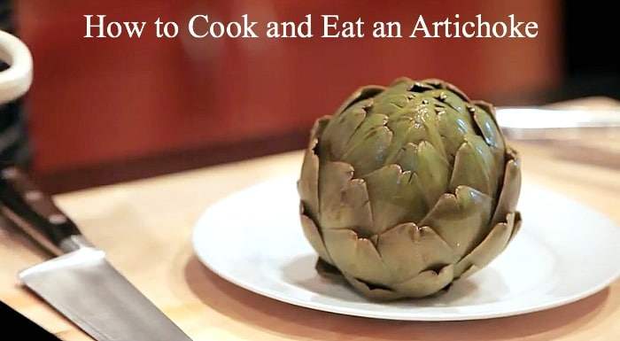 How to Cook and Eat an Artichoke | DeliciouslyOrganic.net #recipe #paleo