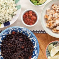 Chipotle Chicken Burrito Bowl (Grain-Free)