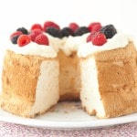Thumbnail image for Angel Food Cake (Grain-Free, Paleo)