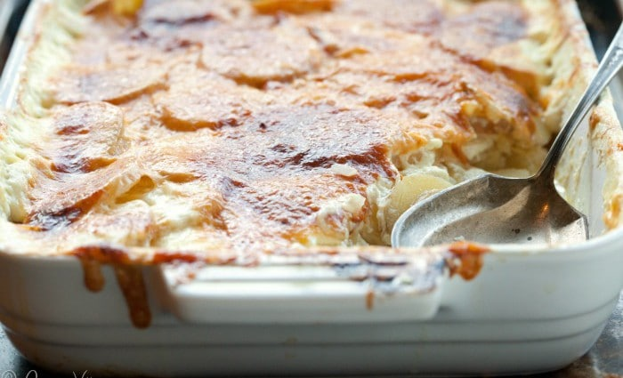 Scalloped Potatoes Recipe H