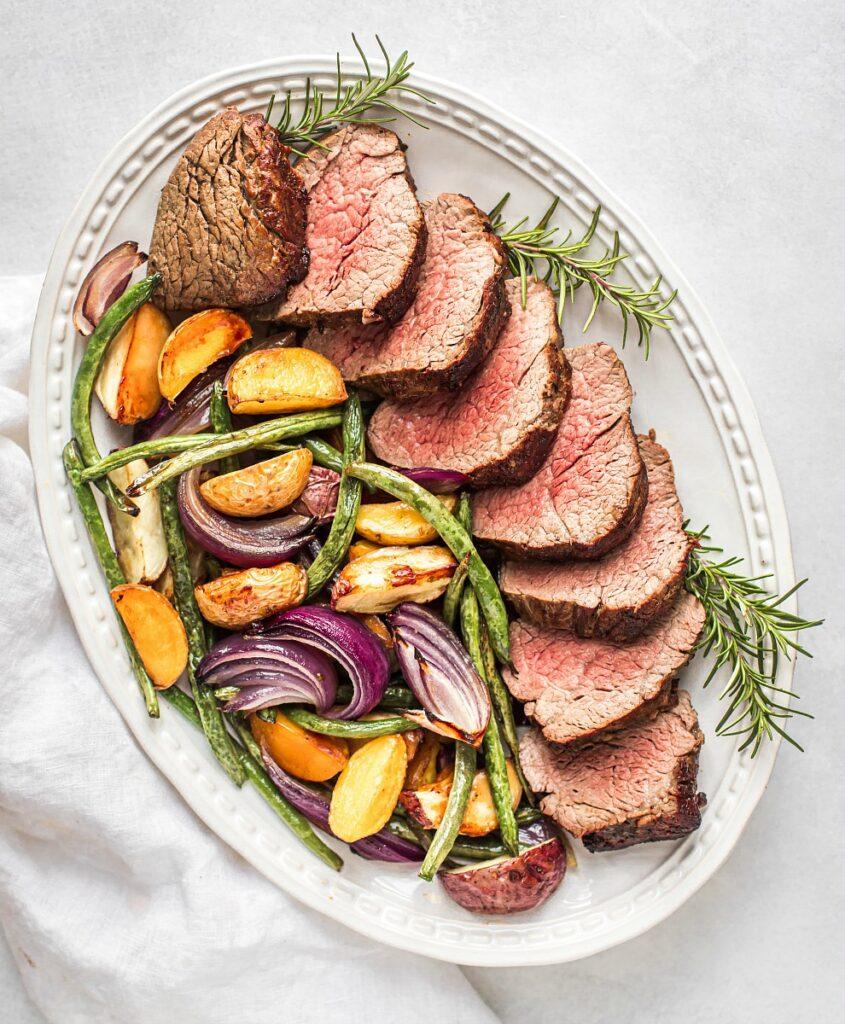 Roast Beef Tenderloin