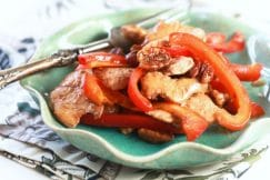 Pecan Chicken Stir Fry Recipe H