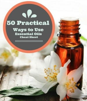 practical ways to use essential oils