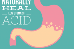 How to Naturally Heal from Low Stomach Acid