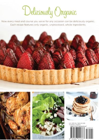 Deliciously organic cookbook deliciously organic deliciously organic cookbook forumfinder Choice Image