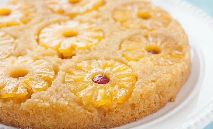 Pineapple Upside Down Cake (Grain-Free)