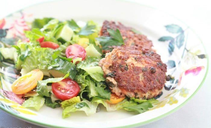 Salmon Cakes Recipe (Grain-Free, Paleo)