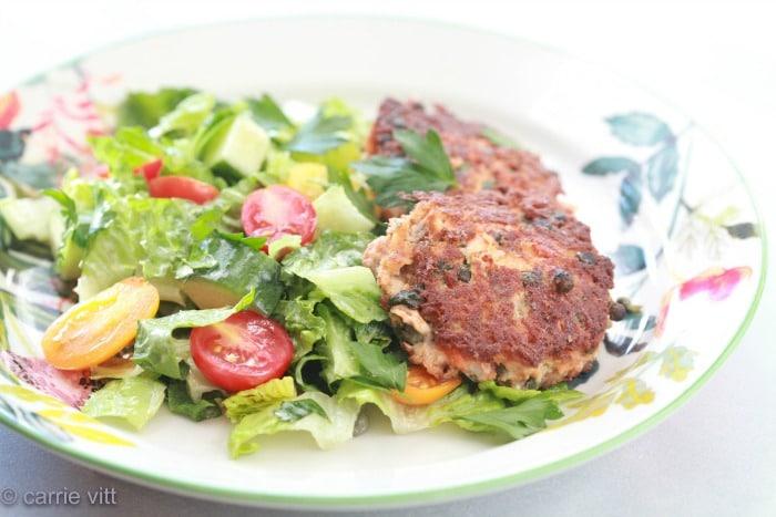 Salmon Cakes Recipes (Grain-Free, Paleo)