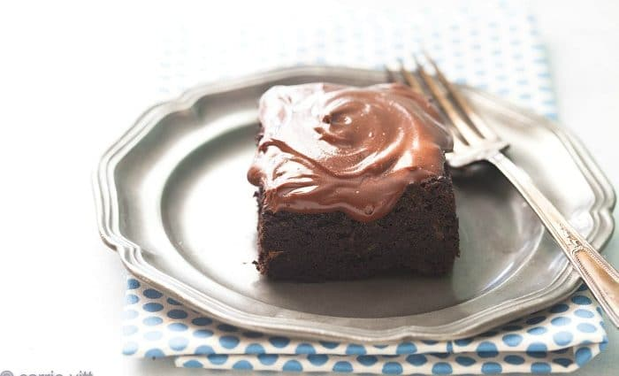 Chocolate Zucchini Cake (Grain-Free)