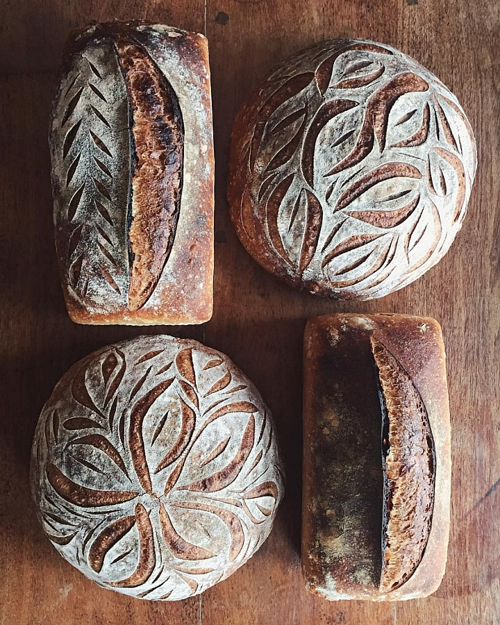 Making a loaf of fermented sourdough bread can often seem incredibly intimidating, so I hope I can take the fear out of it for you.