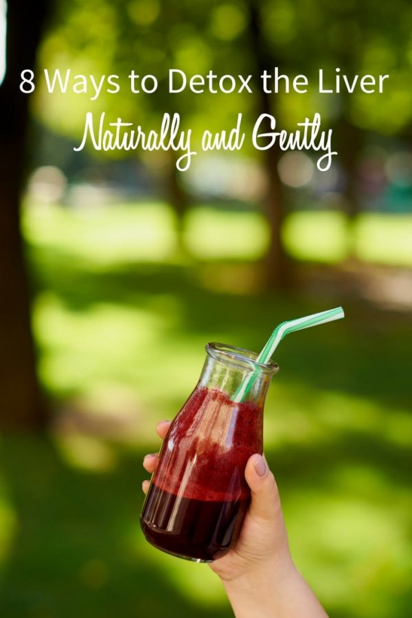 Detox is how our body continually cleanses to heal and repair itself. Diet alone won't suffice to detox your liver, so today let's focus on how to do it naturally and gently.