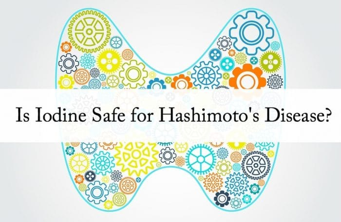 Is it safe to take iodine when I have Hashimoto's Disease? This is one of the top questions I receive, so today I want to break down this controversial topic.
