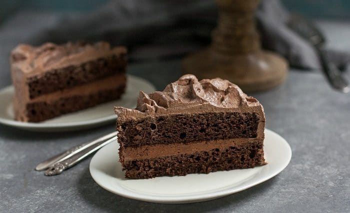 Paleo Chocolate Cake with Chocolate Frosting (Grain-Free, Dairy-Free, Nut-Free) and a HUGE Giveaway!