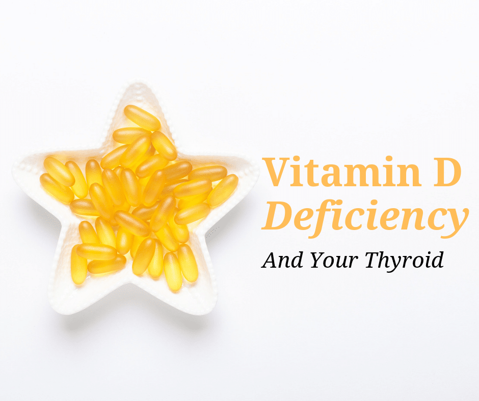 Vitamin D Deficiency and Thyroid Disease - Deliciously Organic