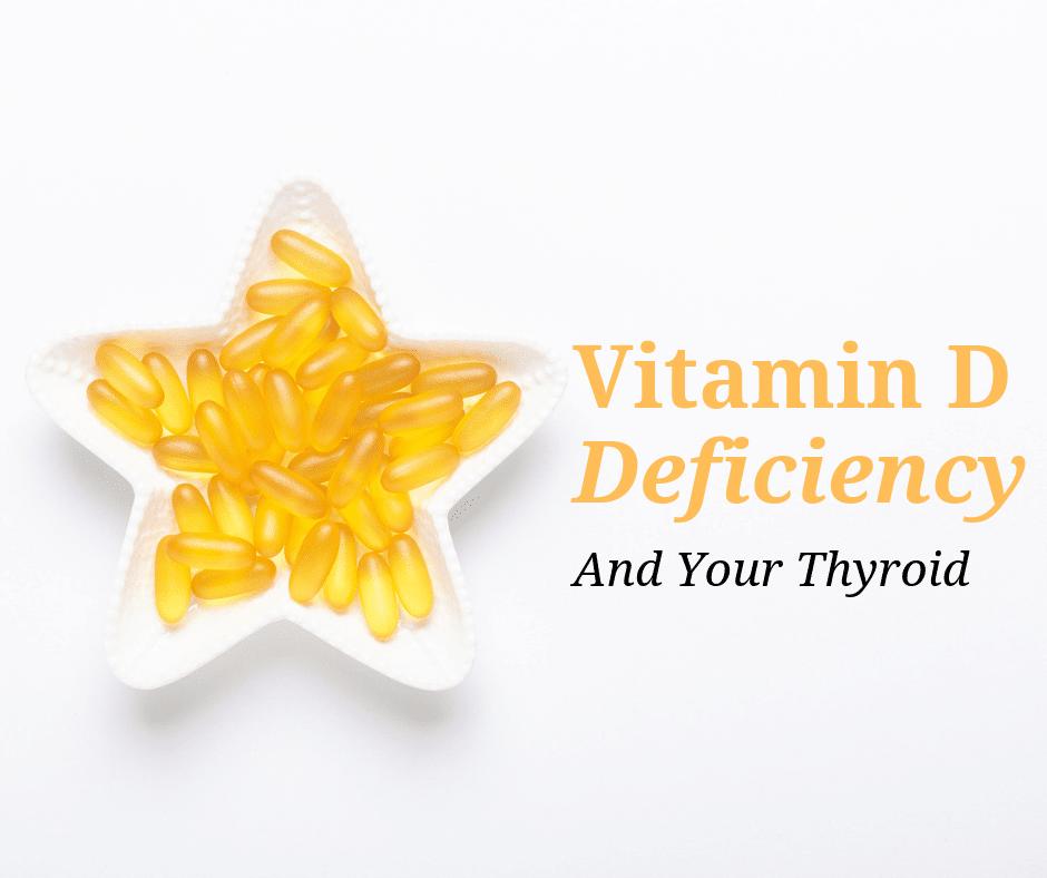 Vitamin D Deficiency and Thyroid Disease